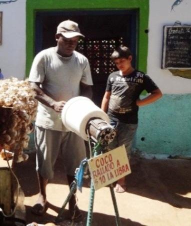 coconut grinder havana