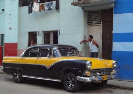 50s car havana