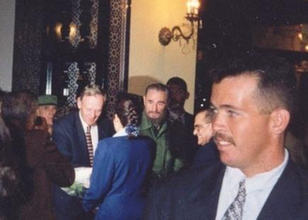 castro with chretien 1998