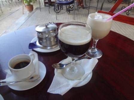coffee shop havana cuba