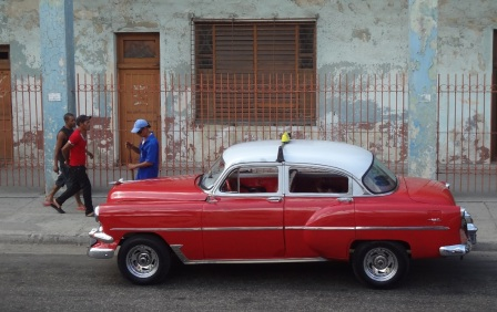 old american car havana