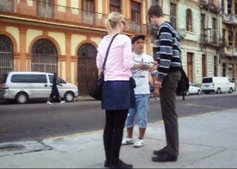 jinetero handshake