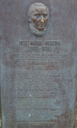 monument to jose heredia