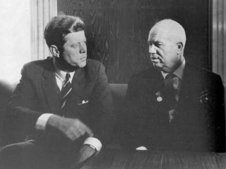 kennedy and kruschev