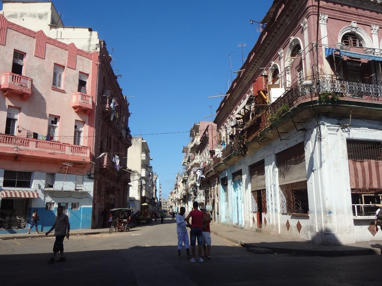 neptuno street havana