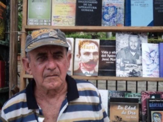 bookseller havana cuba