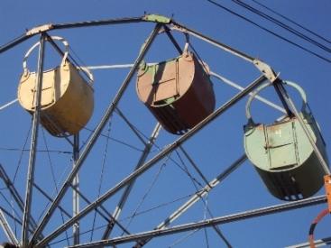 ferris wheel havana cuba