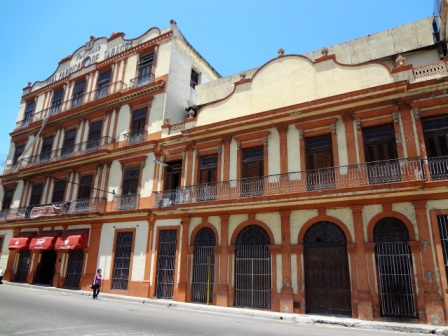 partagas cigar factory and store