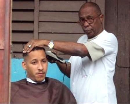 cuban porch barber