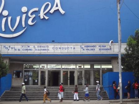 cinema riviera havana cuba