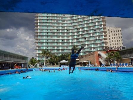 riviera hotel in havana cuba