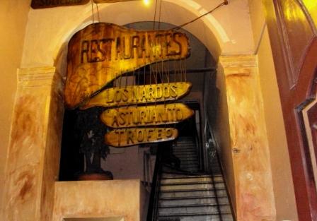 los nardos restaurant havana cuba