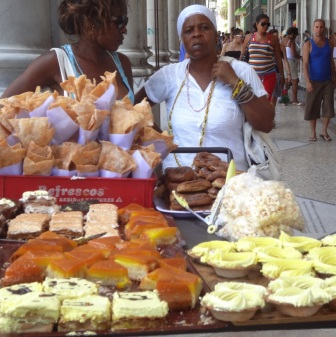 sweets seller havana