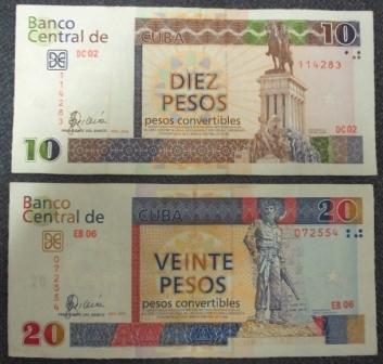cuban pesos for tourists