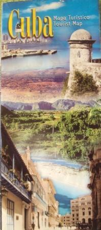 tourist map of havana