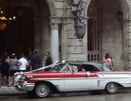 wedding in havana