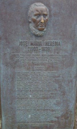 monument to jose heredia