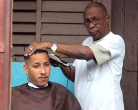 cuban porch barber