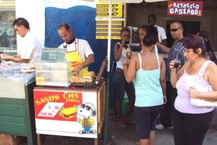 havana snack sellers