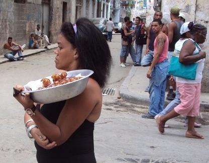havana sweets seller
